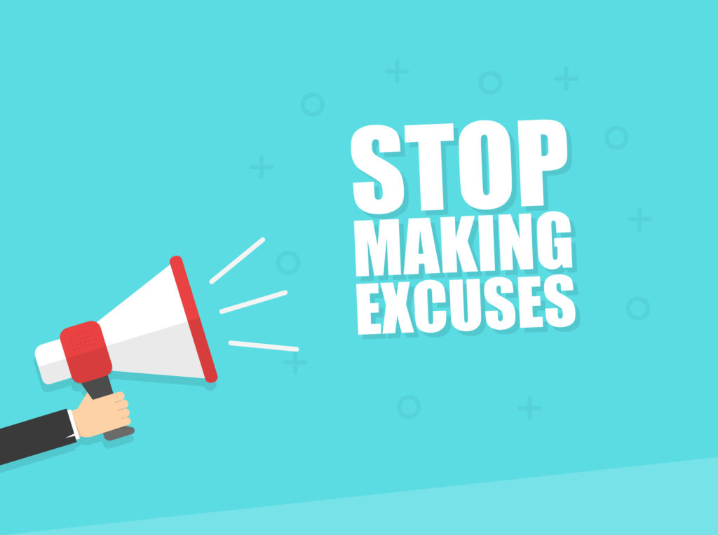 Which of These Three Excuses is Keeping You from Moving Forward with Bankruptcy?