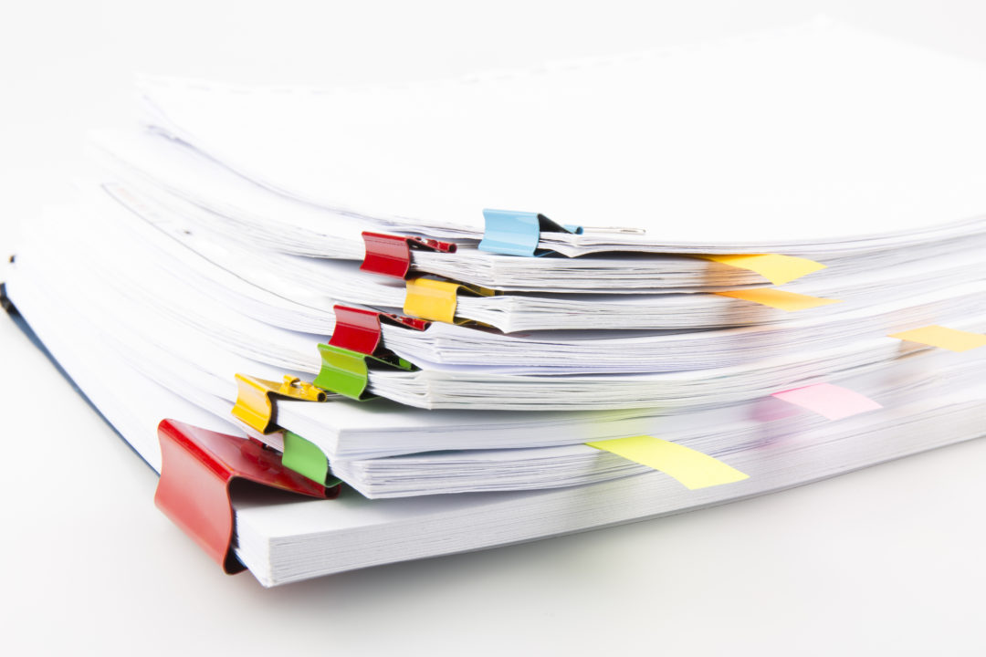Get Help from the Experts in Making Sense of Bankruptcy Forms