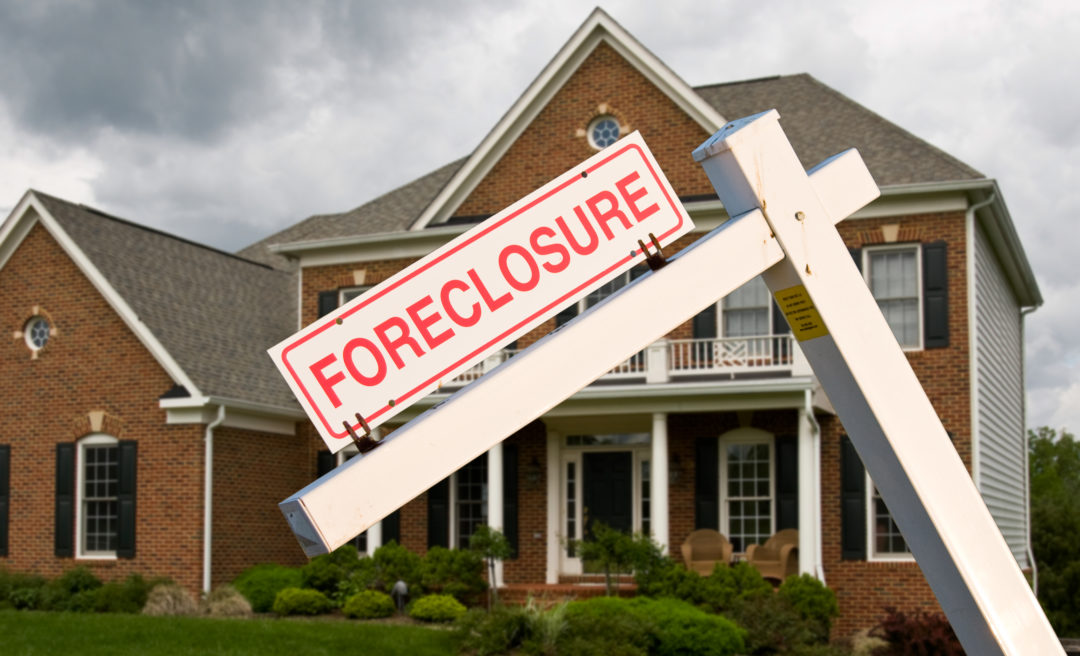 Is Your Home Being Foreclosed Upon? Learn Your Rights
