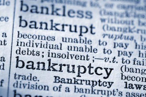 Your Bankruptcy Dictionary: Learn What the Most Important Terms Mean