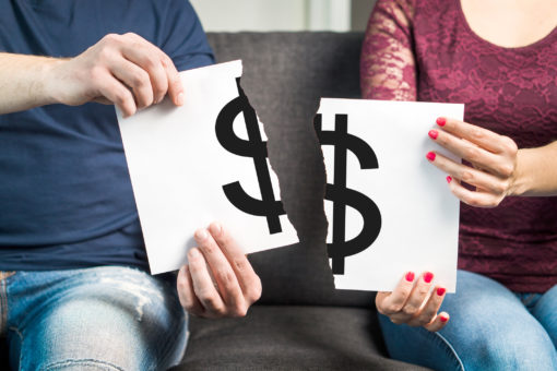 Debt and Divorce: Which of Your Spouse's Debts Are You Legally Required to Pay?