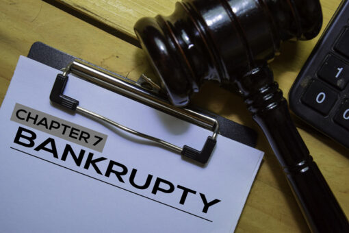 Could Filing for Chapter 7 Bankruptcy Help Improve Your Credit Score?